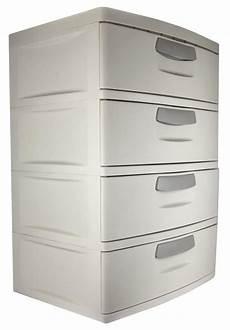 plastic 4 drawer cabinet storage organizer home office