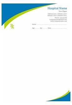 Doctor Prescription Pad Premium Prescription Pad Design