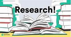 Reserach Paper This Is How To Write An Effective Research Paper Grammarly