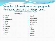 Words To Start A Paragraph In An Essay How To Start The Second Paragraph Of An Argumentative