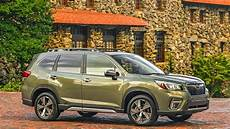 subaru forester 2020 2019 subaru forester welcome improvements for an already
