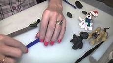 Polymer Clay Werkzeugschokolade by Polymer Clay Black Puppy Tutorial