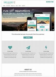 Simple Bisness 50 Best Free Minimalist Wordpress Themes For 2018
