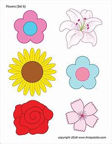 Flower Printable Flowers Free Printable Templates Amp Coloring Pages
