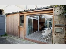 On Location   In Bordeaux, a Garage Converted to a
