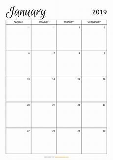 Free Pdf Calendar Template Free Monthly Calendar Template Download Printable Pdf A4