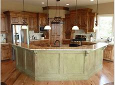 kitchens with island barsl   Open Kitchen with Island bar, love this kitchen   Kitchen design