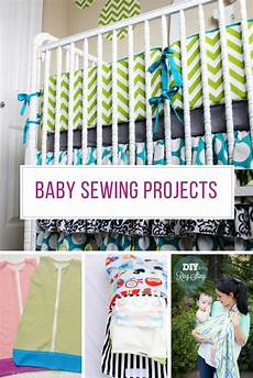 26 easy baby sewing projects that will save you money