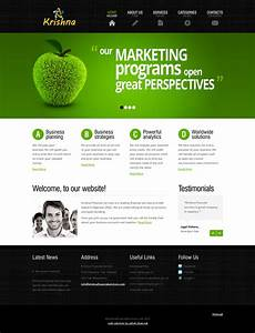 Php Site Template Web Templates Fotolip Com Rich Image And Wallpaper