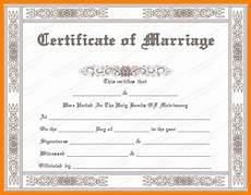 Fake Certificates To Print 6 Fake Marriage Certificate Ledger Review