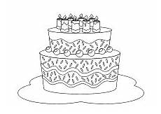 Ausmalbilder Geburtstag Tante Ausmalbilder Zum Geburtstag Geburtstagstorte Kerzen