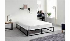 buy gfw platform small metal bed frame black