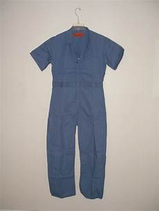 sleeve coveralls for mens sleeve coveralls size 40r postman blue ebay