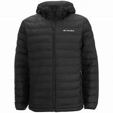Columbia Powder Lite Light Hooded Jacket Columbia Men S Powder Lite Hooded Jacket Black Clothing