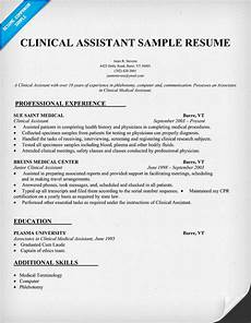 Resume For Medical Assistant Job Sample Resumes For Medical Assistant Sample Resumes