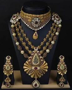 A Sirkar Jewellers Design Beautiful And Breathtaking Antique Jewellery Designs