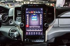 2019 dodge touch screen the new 2019 ram 1500 has a 12 inch touchscreen