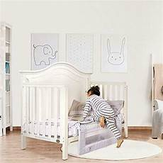 toddler bed rail guard for size