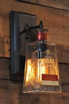 Diy Liquor Bottle Lights 30 Amazing Diy Bottle Lamp Ideas