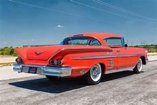 1958 Impala Color Chart 1958 Chevrolet Impala Fast Lane Classic Cars