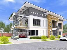 5 Bedroom Duplex Design Engr Eddy 6 Bedroom Duplex Modern And Contemporary