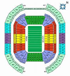 University Of Phoenix Concert Seating Chart University Of Phoenix Stadium Seating Chart Views
