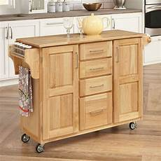 kitchen island lowes shop home styles 52 5 in l x 18 in w x 36 in h
