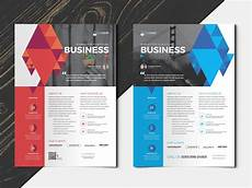 Indesign Flyer Template Free Flyer Multipurpose 2 In 1 Stockindesign