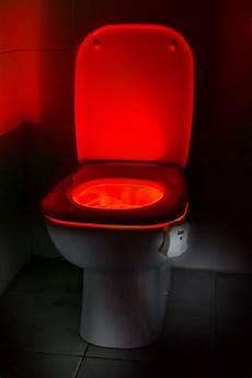 Sensor Toilet Light Led Auraglow Colour Changing Led Motion Activated Sensor