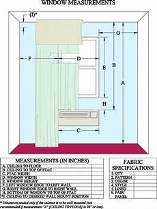 Window Measurements How To Measure Windows