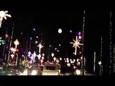 Jacksonville Fl Zoo Christmas Lights Girvin Rd Jacksonville Fl 2013 Christmas Lights Youtube