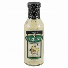 Light Caesar Dressing Cardini S Light Caesar Dressing 12 Oz Salad Dressing