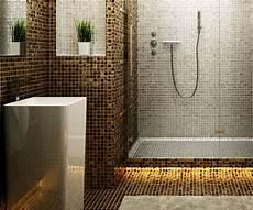 mosaico per bagno doccia piastrelle a mosaico mosaico doccia muratura
