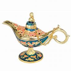 Genie Lamp Light In Car Legend Aladdin Magic Genie Light Lamp Wishing Oil