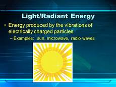 What Are Some Examples Of Light Energy Sun Microwave Bestmicrowave