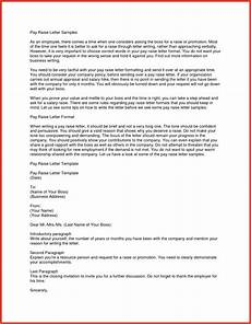 Pay Rise Letter Template 5 Asking For A Salary Increase Letter Simple Salary Slip