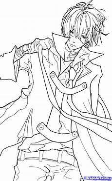 how to sketch an anime boy step by step anime