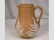 English Stoneware James Dudson Caneware Jasperware Jug in
