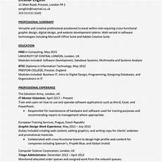 Uk Resume Example United Kingdom Curriculum Vitae Cv Example Wikitopx