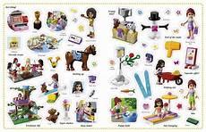 lego 174 friends ultimate sticker collection n 225 lepkov 253 zošit