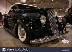 custom vintage classic luxury black american retro cars on