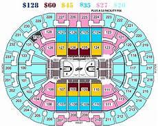 Gund Arena Seating Chart Harlem Globetrotters Quicken Loans Arena Official Website