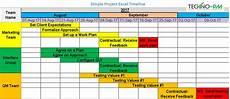 Timeline Excel 8 Project Timeline Template Amp Samples Download Free
