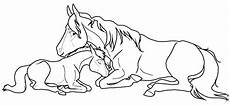 and foal drawing at getdrawings free for