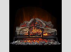 Napoleon Woodland Electric Fireplace Log Set   Barbecue