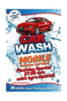 Car Wash Pictures For Flyer Customize 300 Car Wash Flyer Templates Postermywall