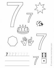 Malvorlagen Zahlen Kinder Zahlen Lernen Z 228 Hlen 220 Bungsbl 228 Tter Ausdrucken