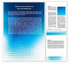 Word Background Templates Blue Grid Background Word Template 06973 Poweredtemplate Com