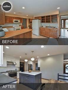justin s kitchen before after pictures home