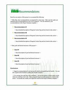 Lawn Care Proposal Template Proposal Pack Lawn 1 Software Templates Samples